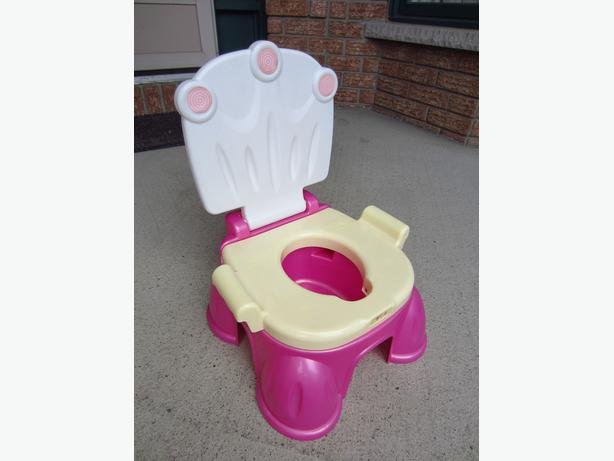 Children's Play Toilet