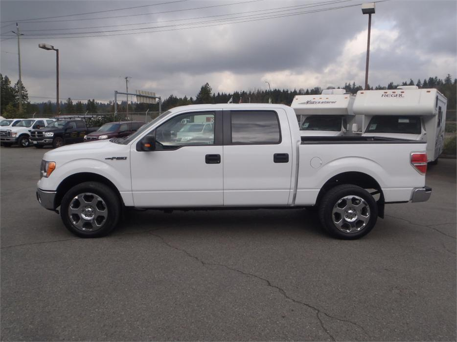 2014 Ford F 150 Xlt Supercrew 5 5 Ft Bed 4wd Outside Okanagan Okanagan Mobile