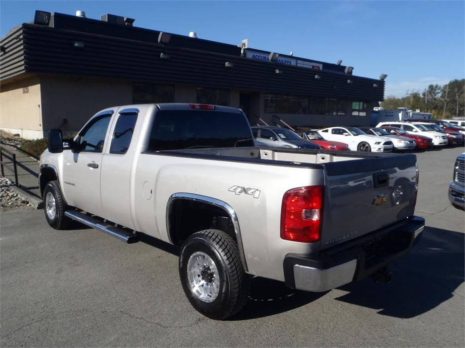 Chevrolet Silverado 2500hd Gatineau >> 2007 Chevrolet Silverado 2500HD LT1 Ext. Cab 4WD Short Box Outside Comox Valley, Courtenay Comox
