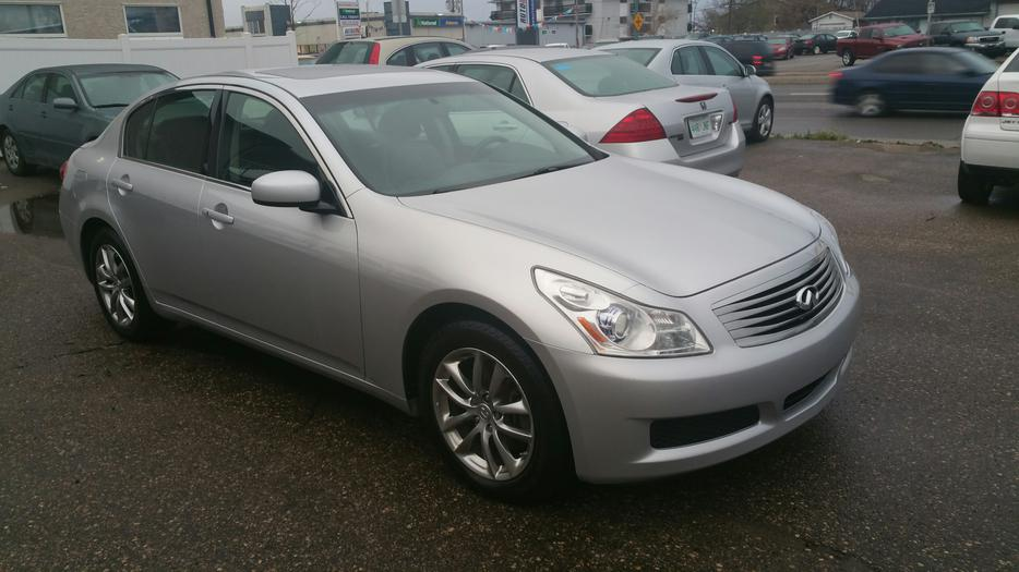 2008 infiniti g35x luxury sedan north regina regina mobile. Black Bedroom Furniture Sets. Home Design Ideas