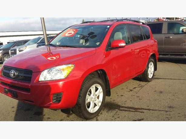 used 2012 toyota rav4 for sale in parksville outside comox valley campbell river. Black Bedroom Furniture Sets. Home Design Ideas
