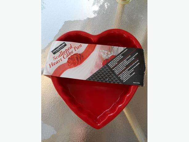 """Heart"" Shaped Cake Pan"