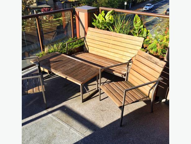 Gluckstein Home Outdoor Patio Furniture wood   metal GLUCKSTEINHOME. Gluckstein Home Outdoor Patio Furniture wood   metal