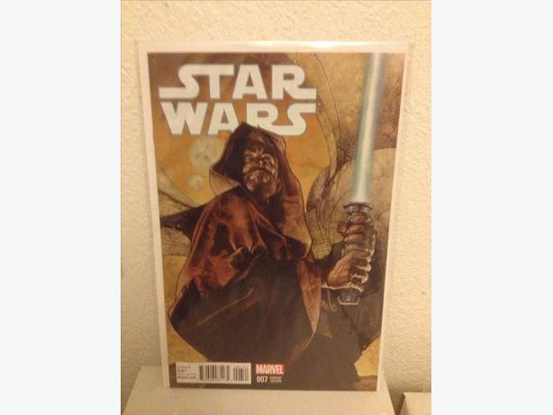 Star Wars #7 Variant Cover