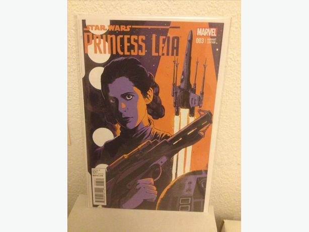 Star Wars Princess Leia #3 Variant Edition NM