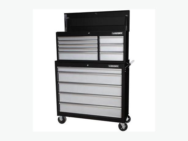 husky tool 41 in 13drawer