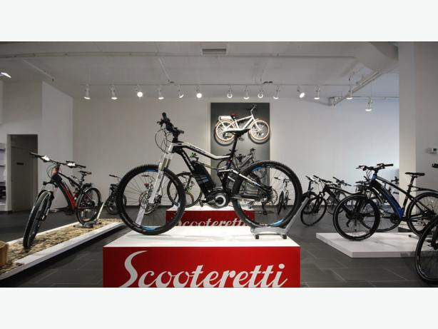 Ottawa's Best E bike / Electric Bike Shop - SCOOTERETTI