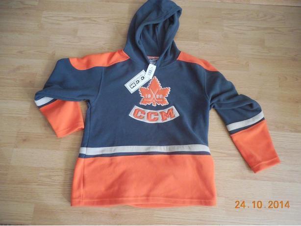 Boys Large CCM hoodie