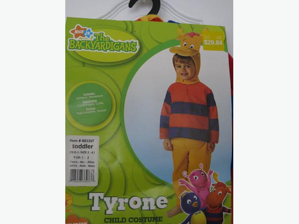 BACKYARDIGANS Tyrone