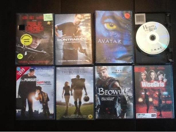 Various DVDs for sale $5 each