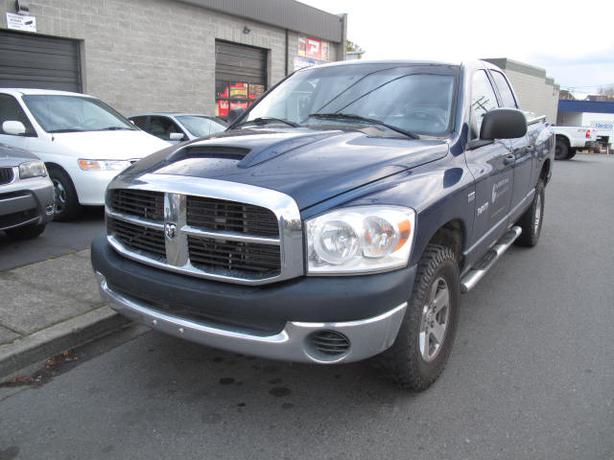 2008 dodge ram 1500 4wd auto equipped for towing hemi outside comox valley courtenay comox. Black Bedroom Furniture Sets. Home Design Ideas