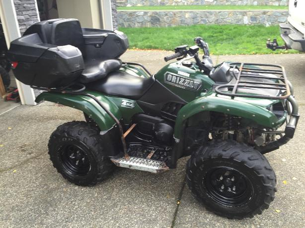 Best Battery For Yamaha Grizzly