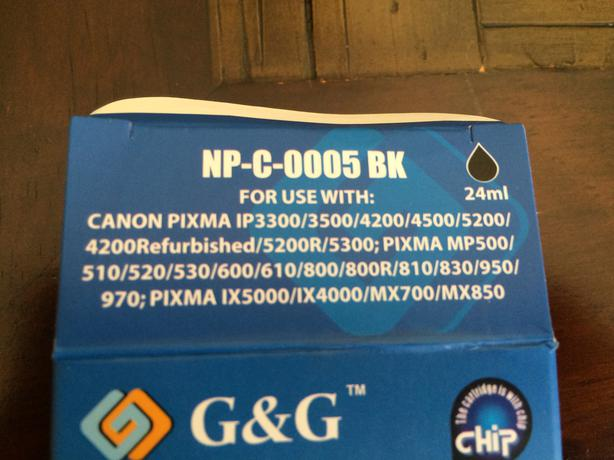 Printer ink for sale