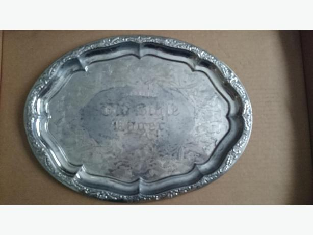 Heileman Old Style Lager Serving Tray