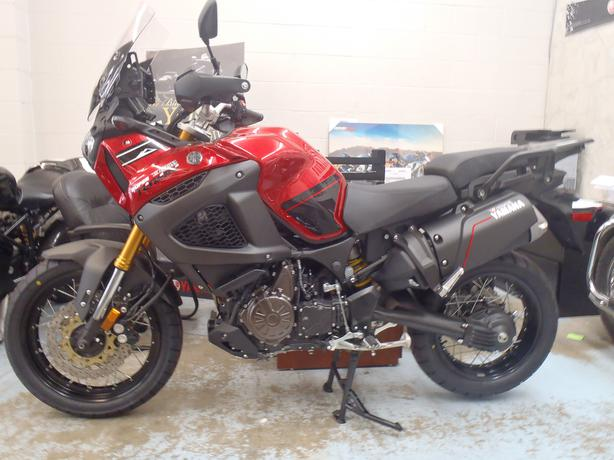 2015 Yamaha Super Tenere 1200