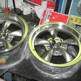 American Racing Wheels for older Fords, Mercurys, Mopars brand new set