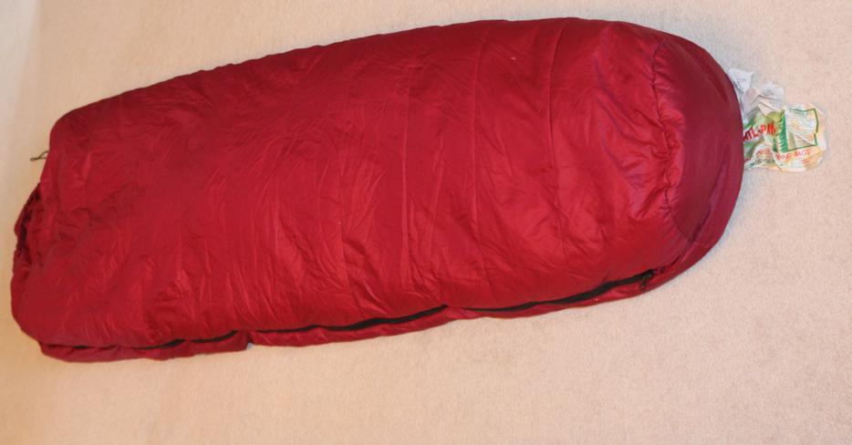 Sleeping Bag Jones Tent And Awning Goose Down Insulation