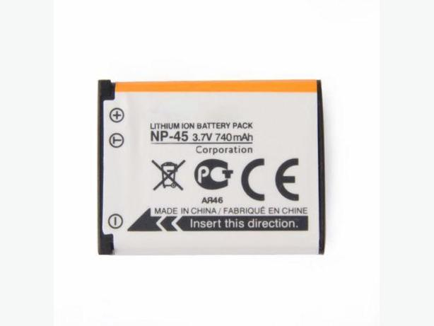 Replacement NP-45 NP-45A Battery for FujiFilm Cameras