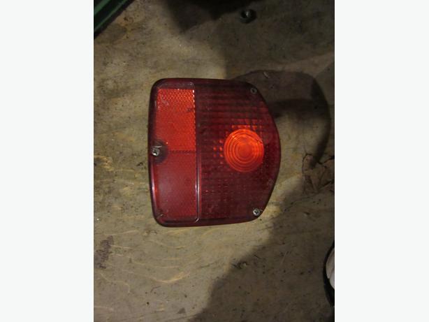 Honda CM450 CM400 CX500 CJ360 taillight tail light brake light