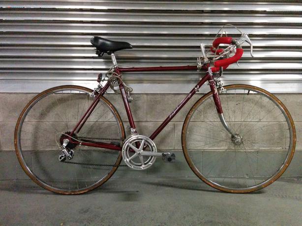 Vintage Free Spirit 12 Speed Road Bicycle Bike Sold By Sears