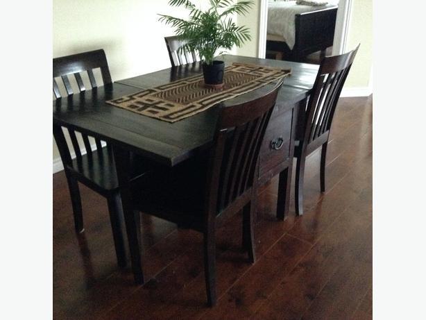 Drop Leaf Dining Table Stratford PEI : 49767927614 from www.usedpei.com size 614 x 461 jpeg 33kB