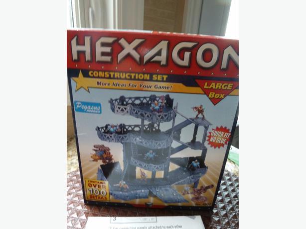 Hexagon Large Construction Set