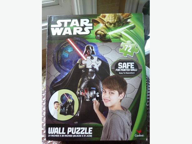 Star Wars 72 Piece Wall Puzzle NEW