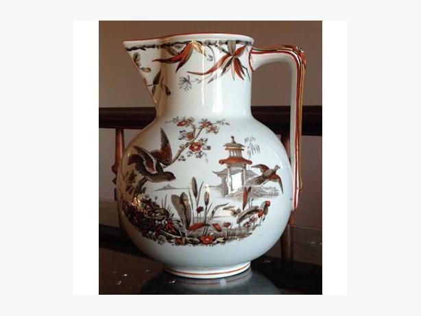Victorian Wash Pitcher