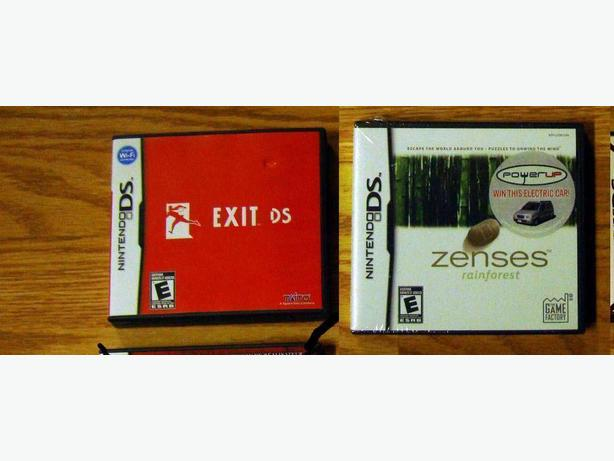 Like New Nintendo DS Games - Excellent Condition! Prices indicated