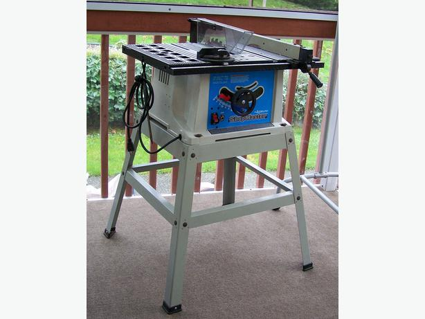 Delta shopmaster 10 inch table saw with stand duncan for 10 inch delta table saw