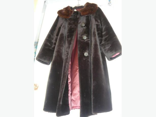 size small Seal fur coat