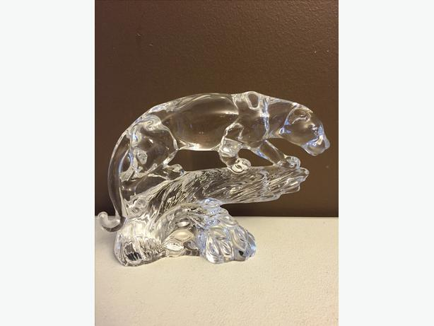 Crystal cougar