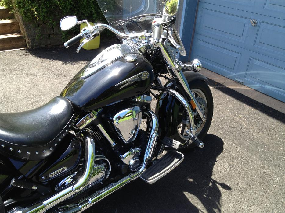 2004 yamaha road star 1700 midnight queens county pei for 2005 yamaha road star 1700 value