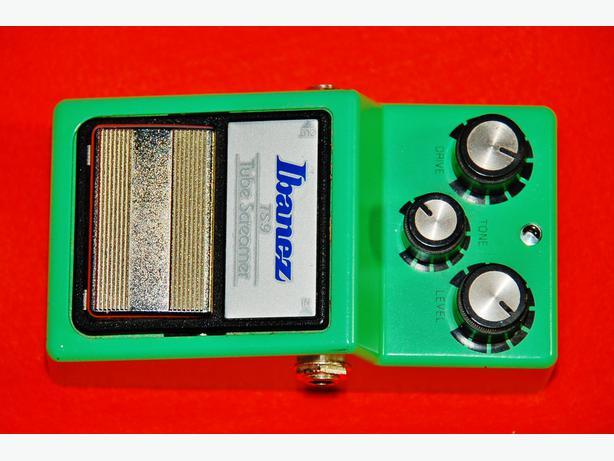 Vintage Ibanez TS9