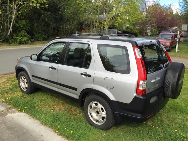2005 honda crv for sale comox courtenay comox. Black Bedroom Furniture Sets. Home Design Ideas