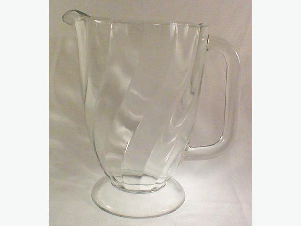 Dominion Canadian Swirl pitcher