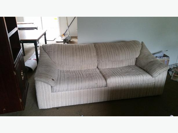 Free Hide A Bed Couch West Shore Langford Colwood Metchosin Highlands Victoria