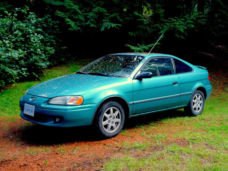 Toyota Paseo 1996 Rare Model Excellent Shape Snow Tires Reduced Price Sooke Victoria