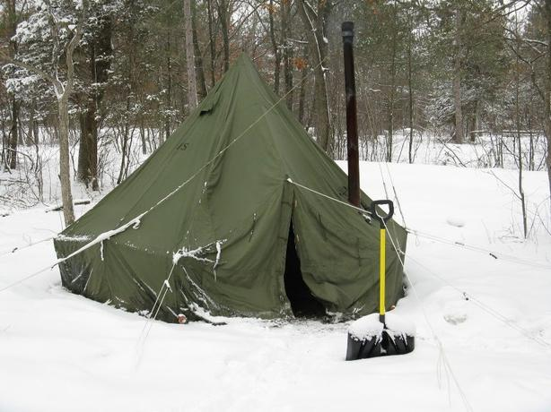 10 MAN ARCTIC TENTS (MILITARY/ARMY ) & 10 MAN ARCTIC TENTS (MILITARY/ARMY ) Central Ottawa (inside ...