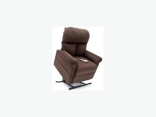 Golden Lift-chair with heat and vibration