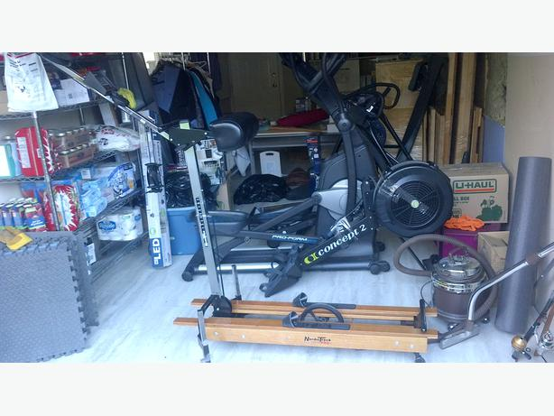 new nordic track machine
