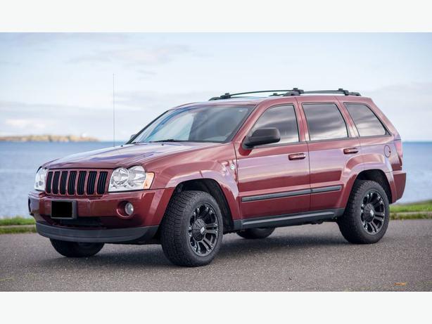 2007 jeep grand cherokee 3 0l diesel laredo victoria city victoria. Black Bedroom Furniture Sets. Home Design Ideas
