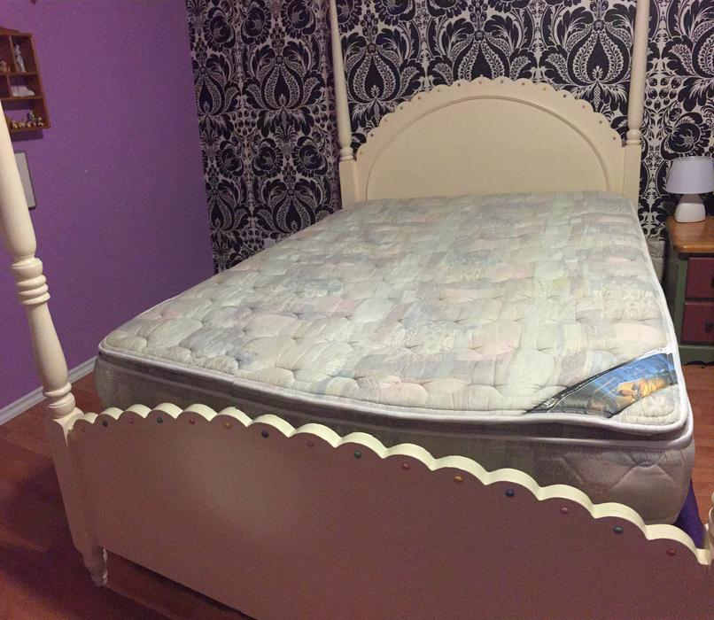 Kids Double Bed Frame And Bed Girls Other South
