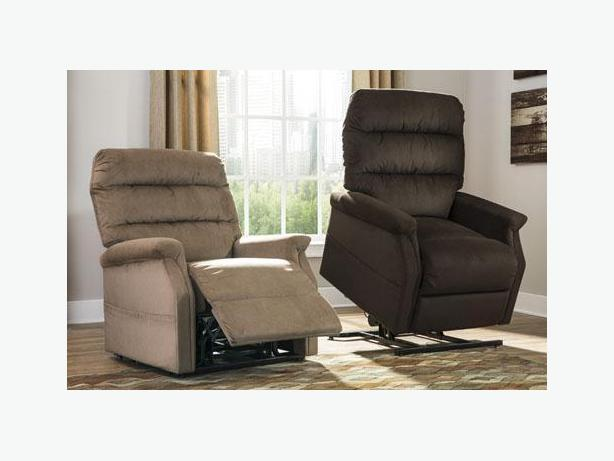 New Brenyth Power Lift Recliner