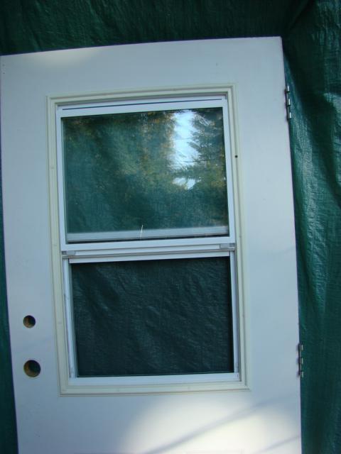 metal clad 36 inch exterior door with frame campbell river comox