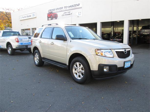 2009 mazda tribute gs awd v6 victoria city victoria. Black Bedroom Furniture Sets. Home Design Ideas