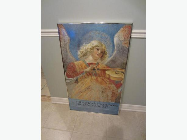 Vatican Collection Art Poster - Framed