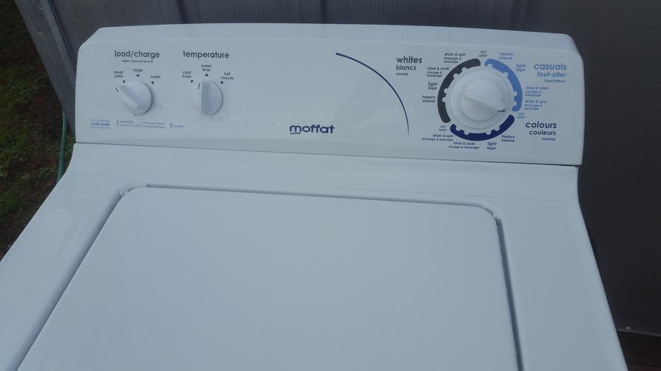 commercial quality washing machine