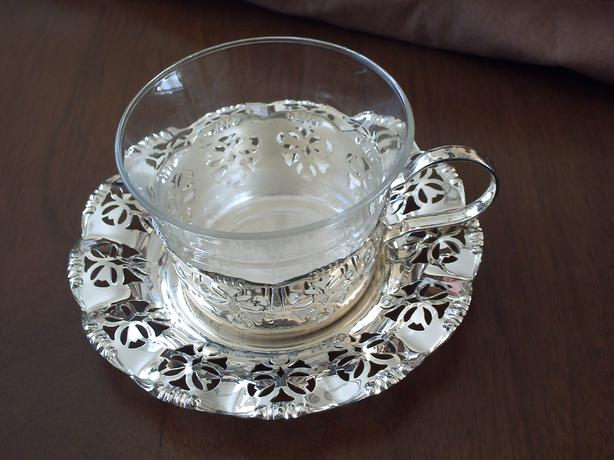 Serving for 8 - Tea Cup Set