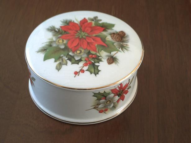 Christmas Candy Dish